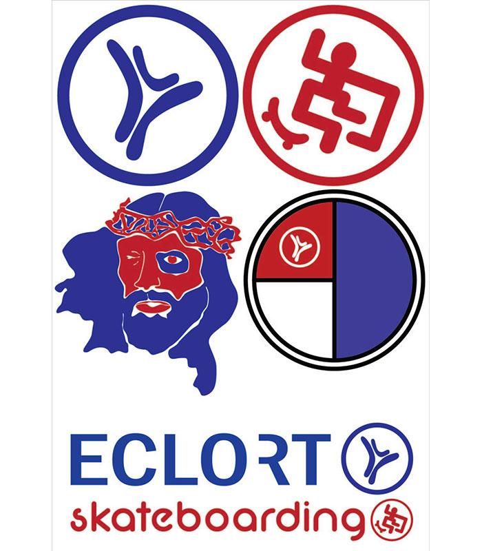 Stickers Eclort
