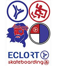 Eclort stickers